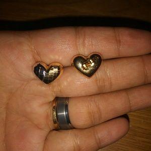 18k Saudi Gold Jewelry - 18K Saudi Gold Earring